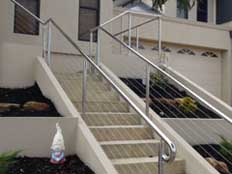 balustrades and hand rails